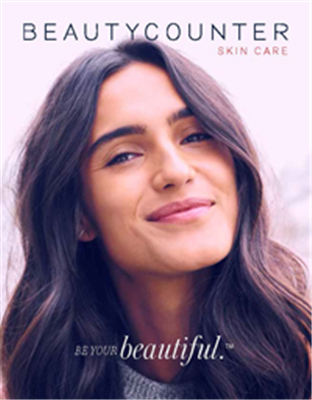 Beauty Counter Skincare Book