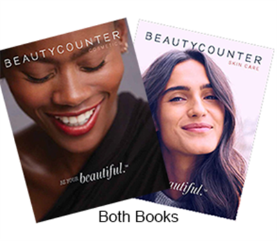 beauty Counter Both Books